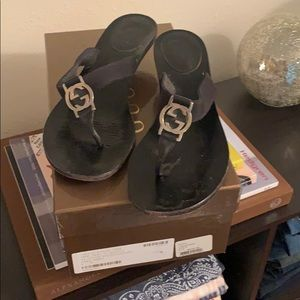 Gucci Low Heels